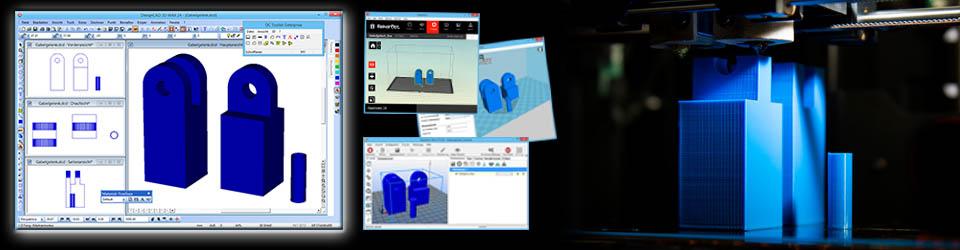 FabHelp – DesignCAD Tutorials und 3D DRUCKEN-Workshops